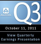 Отчетность Alcoa: падение прибыли и рост выручки