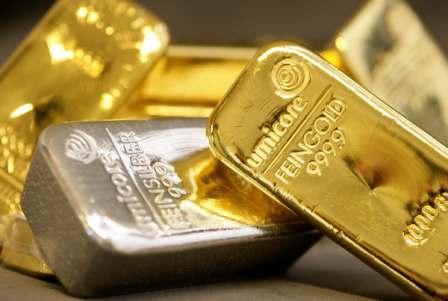Золото и серебро: соотношение стоимости