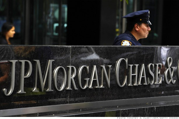 JPMorgan Chase (NYSE:JPM) будет вынужден выплатить $5,75 млрд.