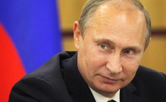 Российский рынок акций растет после выступления Владимира Путина