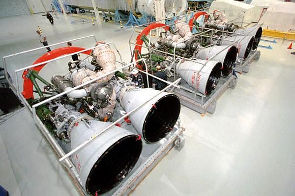 Вашингтон исключил поставки ракетных двигателей из России в США из-под санкций