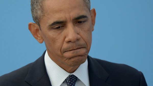 Цветная революция в США: Обама может повторить судьбу Януковича
