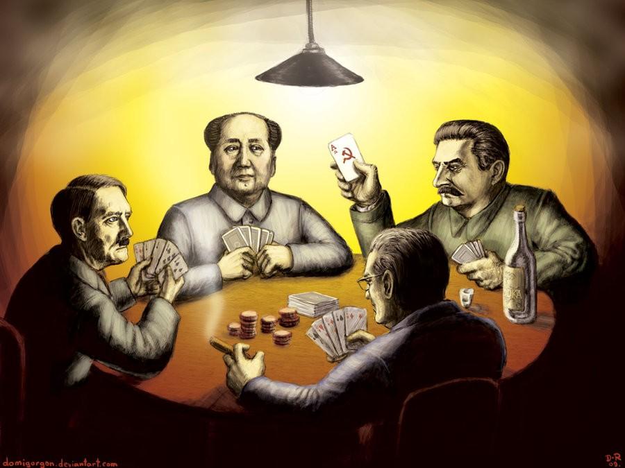 Политический покер в Минске