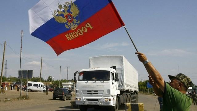 Гуманитарный конвой – победа Москвы в пропагандистской битве с Киевом