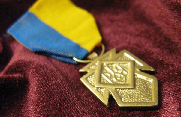 Бандеровский крест станет символом карательных батальонов.