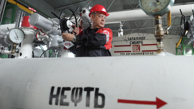 Россия создает нефтерубль