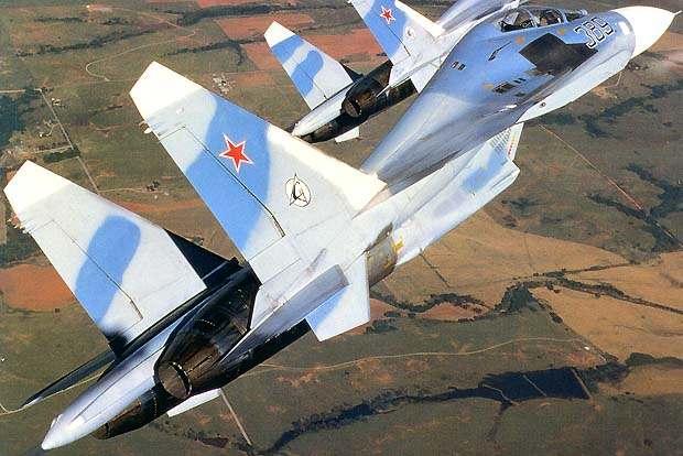 Россия готова начать развертывание авиабазы в Белоруссии