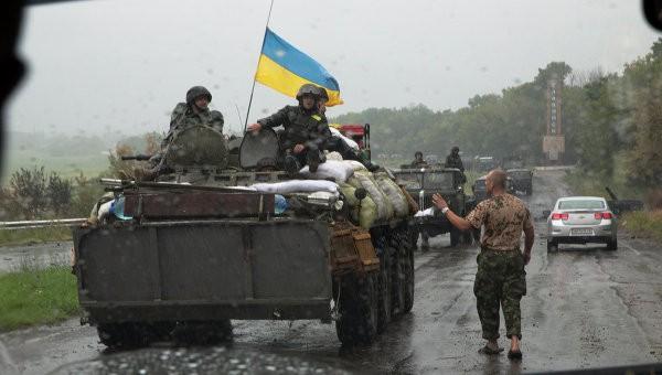 Как гибла 30-я бригада киевской хунты: рассказ выжившего бердичевлянина