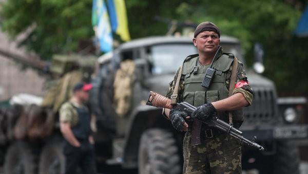 Украина готовится к обороне по линии Славянск – Мариуполь