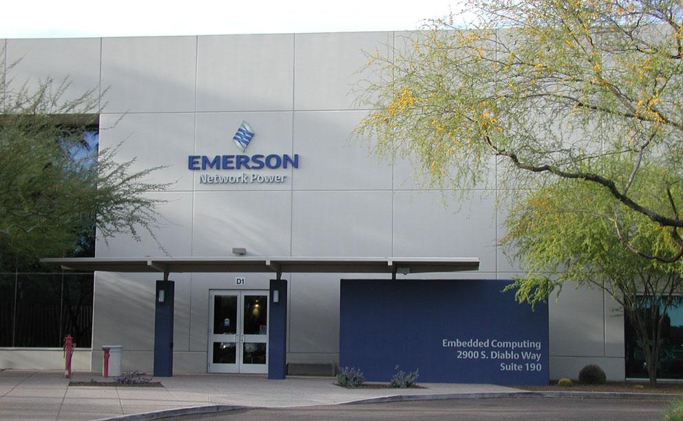 Emerson U.S. and World Headquarters Emerson Electric Co.