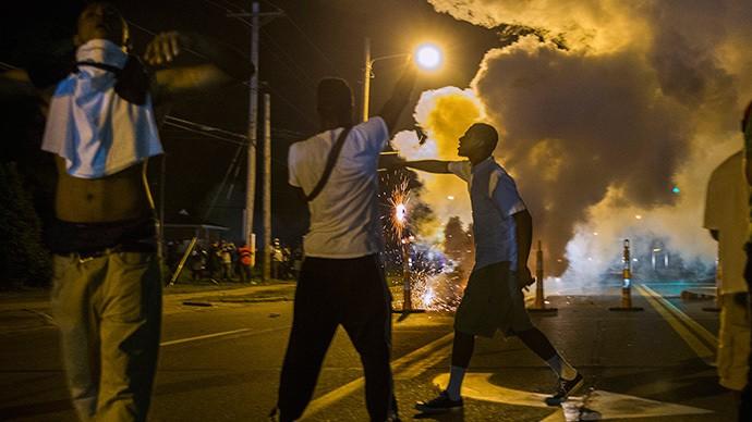Внезапно ожидаемый Фергюсон - социальный взрыв или революция