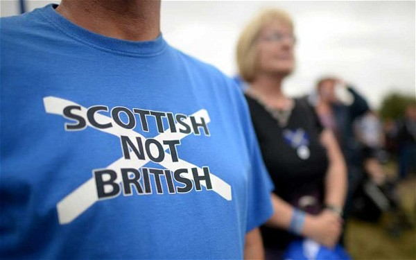 В Шотландии появились первые данные о фальсификации референдума
