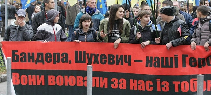Европе не нужно знать про украинский фашизм