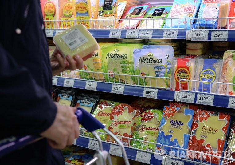 Эстония не знают, что делать с сотнями тонн сыра