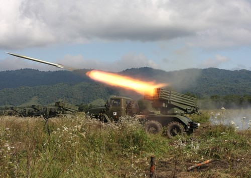 Армия России готова отразить любую агрессию с юга