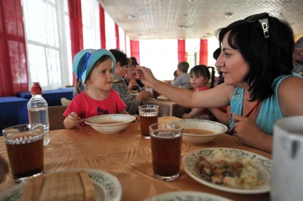 ООН похвалила Россию за прекрасную подготовку к зиме лагерей беженцев