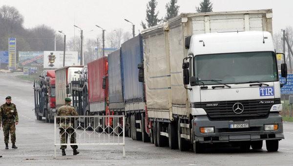 Украина лишилась рынков сбыта в Росии, а новых просто нет