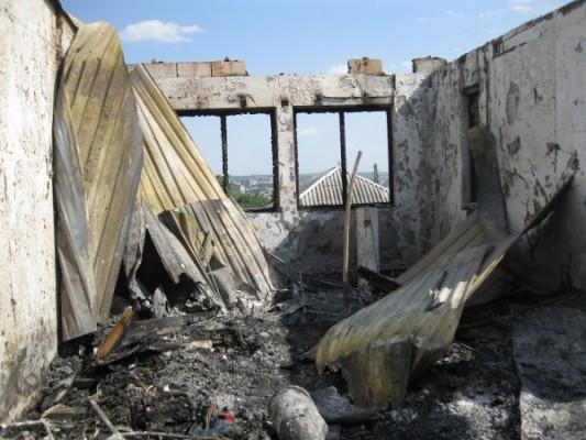 Истребление Донбасса! Перемирие по-фашистски!