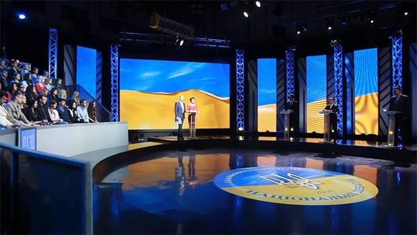 Украинские теледебаты: кандидаты в ВРУ всерьёз обсуждают, как развалить Россию