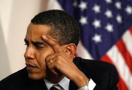 Обаме грозит политический паралич
