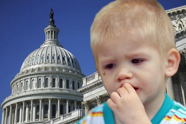 США: от детей отказались и потеряли