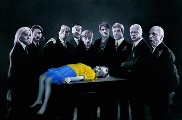 Несостоявшееся «Государство Украина»: экономика за гранью и дефолт