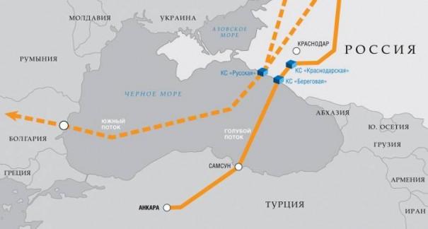 Газовая война Владимира Путина