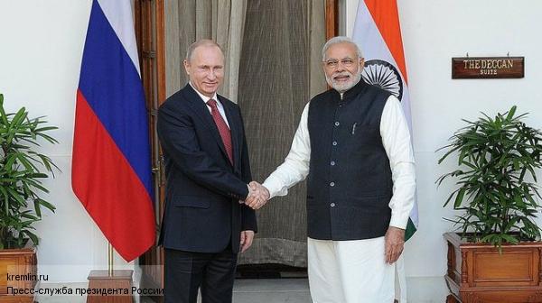 Москва – Дели: надежные партнеры, проверенные временем