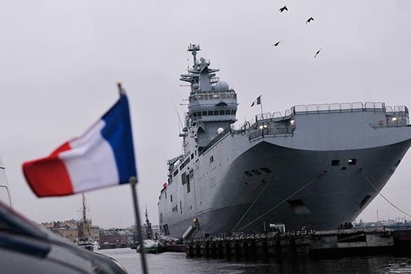 Франция не хочет платить за Мистрали. Но она уже платит