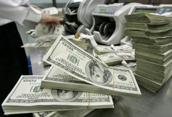 """Закат """"резервной"""" эпохи доллара"""