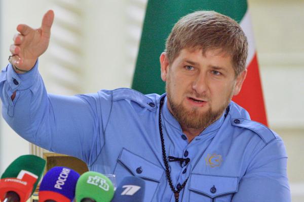 Киев счел преступлением критику Рамзана Кадырова