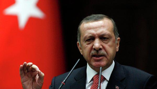 Эрдоган: Турция не станет козлом отпущения