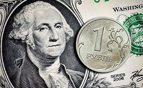 Биржевой курс доллара превысил 59 рублей