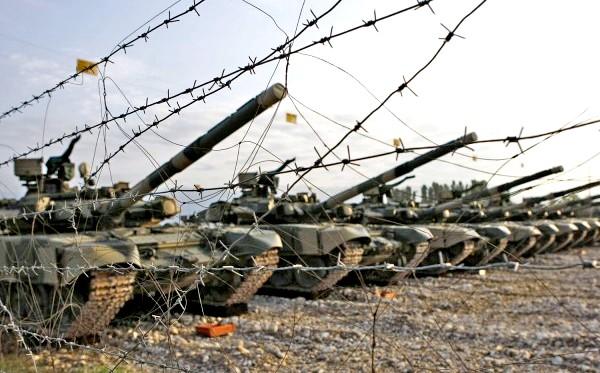 Военный секонд-хенд для армии Украины