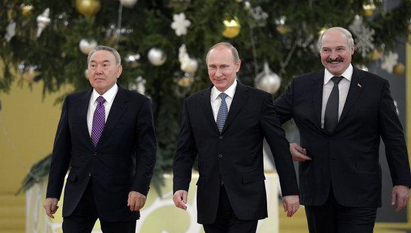 Битва за Евразию