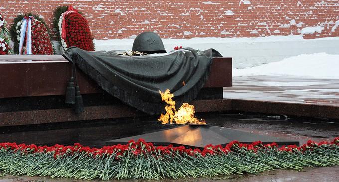 Россия впервые отметила День Неизвестного Солдата