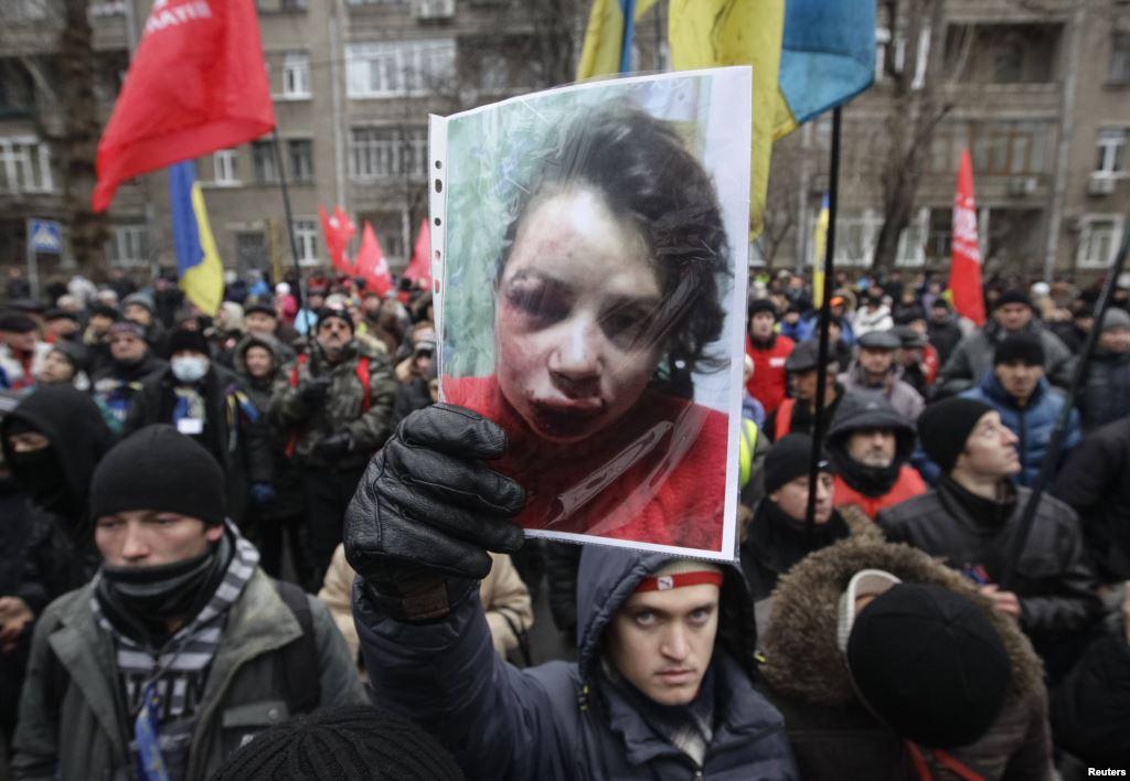 Ритуальные жертвы майдана: как раскачивали майдан