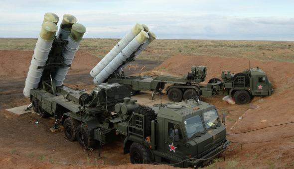 Ракетный щит Москвы пополнил полк ЗРС С-400 «Триумф»