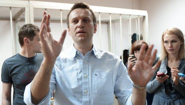 Алексей Навальный заявил, что снял электронный браслет