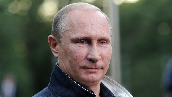 Украинцы хотят такого президента как Владимир Путин