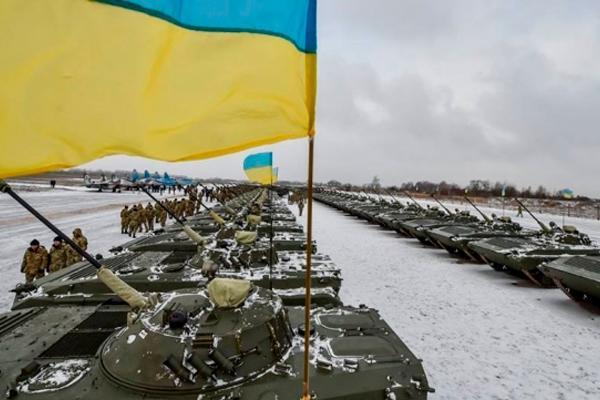 Новости Новороссии: Ночное наступление ВСУ, аэропорт засекречен