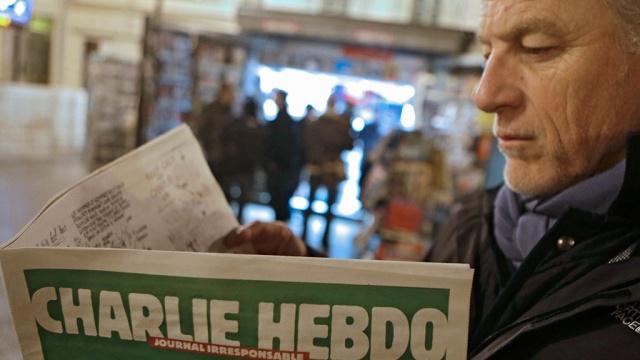 Выручка за новый номер Charlie Hebdo превысила €10 млн