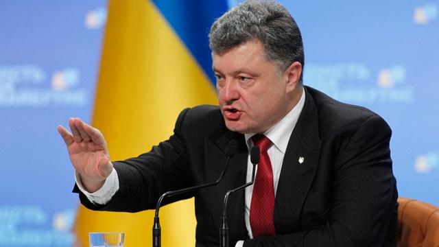 Тринадцать антихристов украинского фашизма — Петр Порошенко