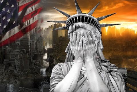 Американский пожар долларами не залить