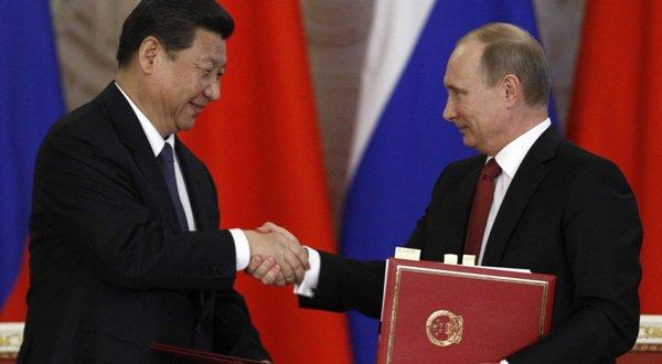 Тандем Москва – Пекин против доллара и Вашингтона