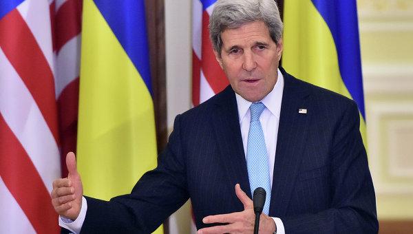 Госдеп поздравил Украину лозунгом бандеровцев