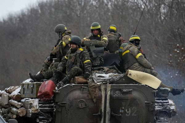 Вооруженные силы Украины: оценка потенциала и потерь