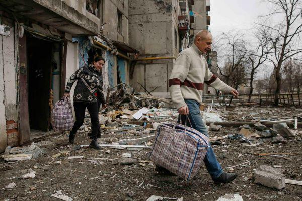 ДНР: эвакуация жителей Дебальцево сорвана по вине украинской стороны