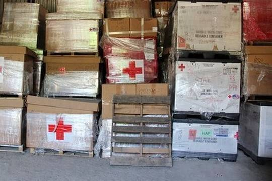 Госдеп США отправил партию гуманитарного груза с истекшим сроком годности для поддержки крымских татар
