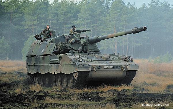 Обзор армий стран НАТО: Германия, часть 2/III